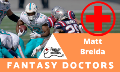 Matt Breida Fantasy Doctors Injury Update