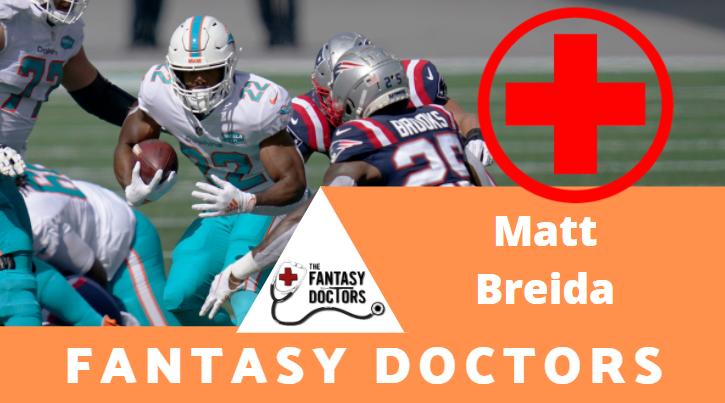 Matt Breida Fantasy Doctors Injury Update