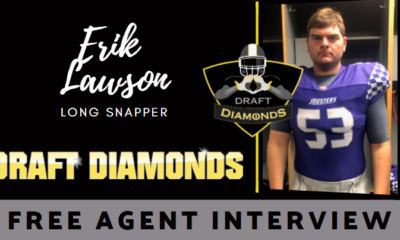 Erik Lawson Free Agent Interview