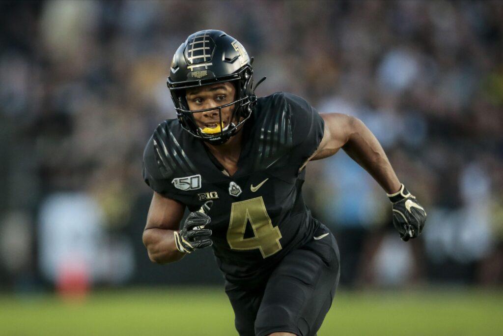 Rondale Moore Purdue NFL Draft Breakdown