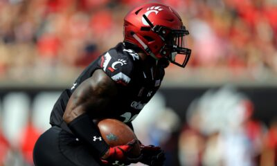 James Wiggins Bearcats Draft Breakdown
