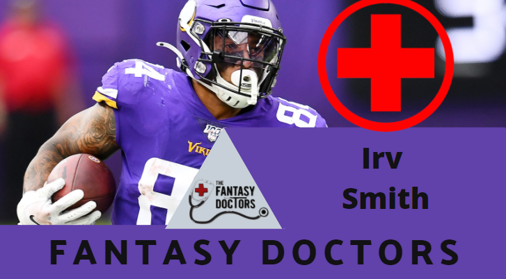 Irv Smith Minnesota Vikings Fantasy Doctors