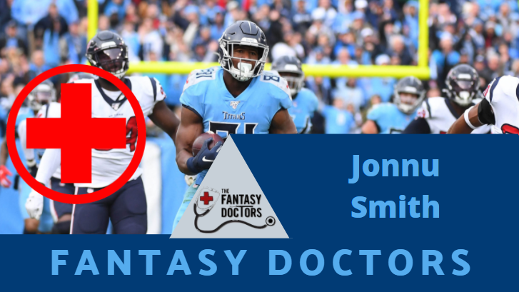 Jonnu Smith Fantasy Doctors Injury Update