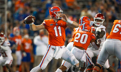 Kyle Trask Florida Gators