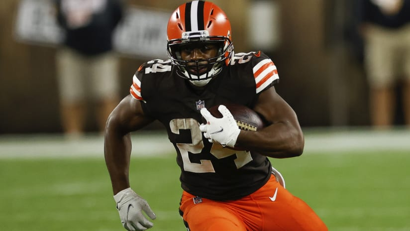 Nick Chubb Injury Browns