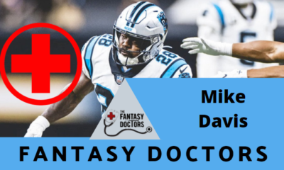 Mike Davis Fantasy Doctors Injury Update