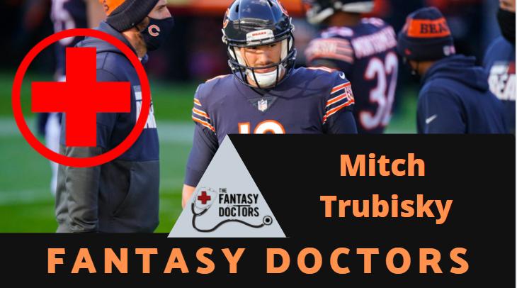 Mitch Trubisky Injury Update Fantasy Doctors