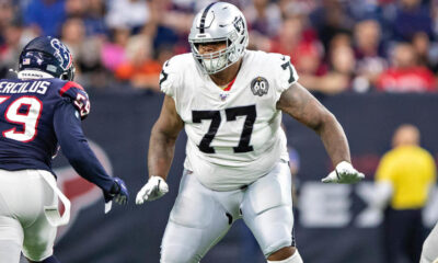Trent Brown botched IV