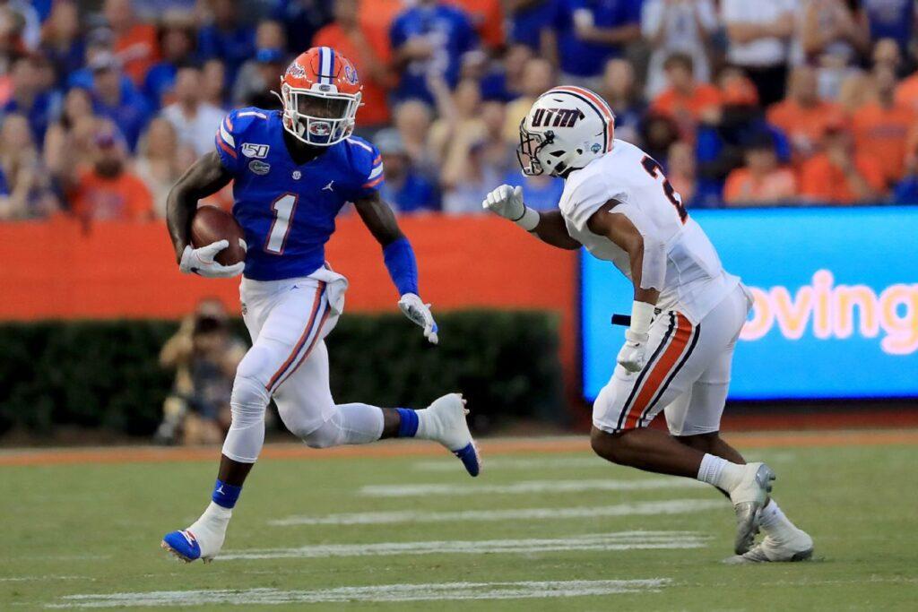 Kadarius Toney Florida Gators 2021 NFL Draft
