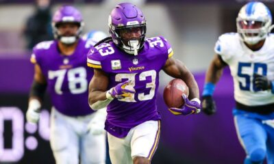 Dalvin Cook MVP INjury groin