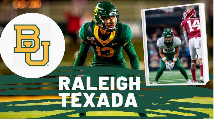 Raleigh Texada Baylor
