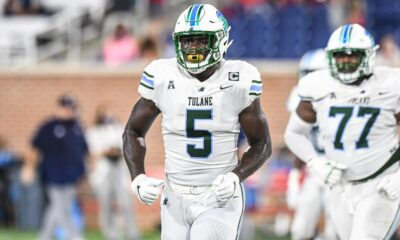 Cameron Sample Tulane 2021 Draft Breakdown