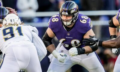 Matt Skura Ravens Flock Messages sent
