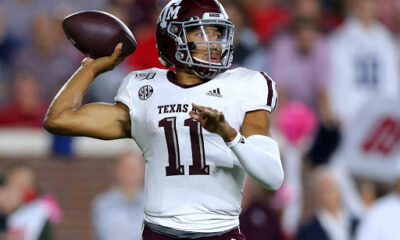 Kellen Mond Draft Breakdown Texas A&M