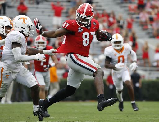 Tre' McKitty NFL Draft Breakdwon FSU Georgia