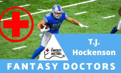 T.J. Hockenson Fantasy Doctors Injury Update