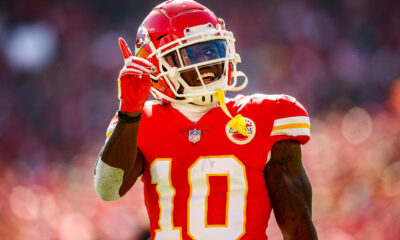 Tyreek Hill Chiefs Super Bowl favorites
