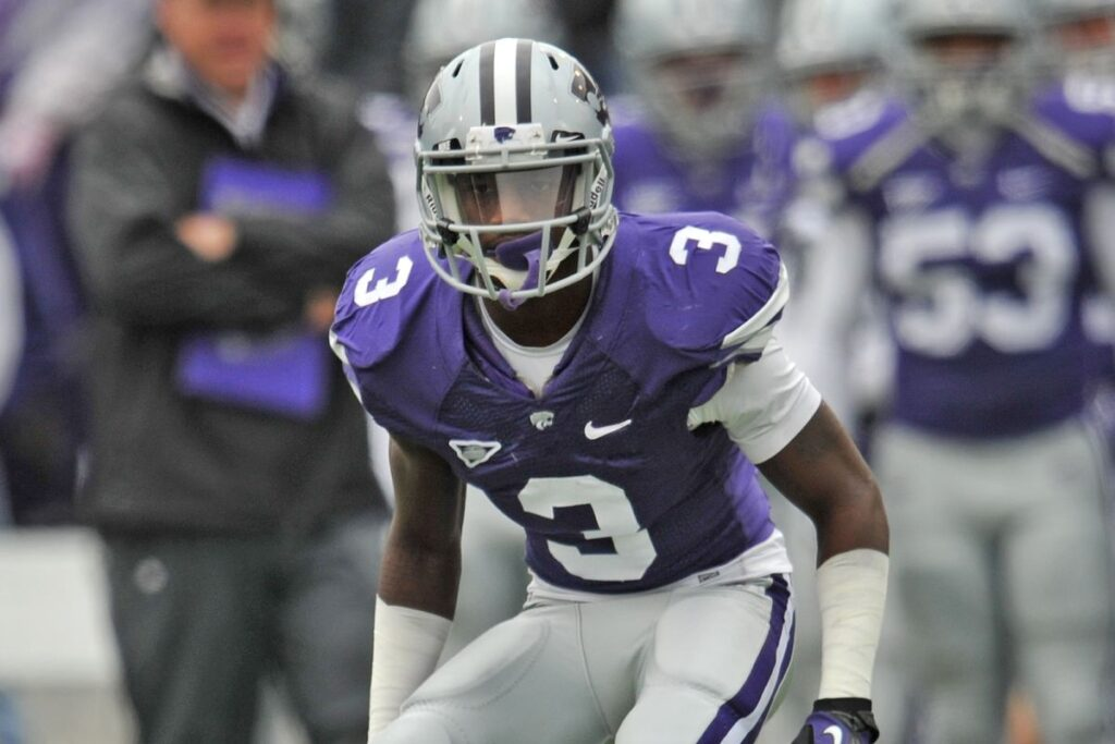 Kiondre Thomas Kansas State 2021 NFL Draft