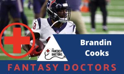 Brandin Cooks Fantasy Doctors Texans