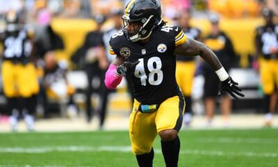 Bud Dupree tore his ACL