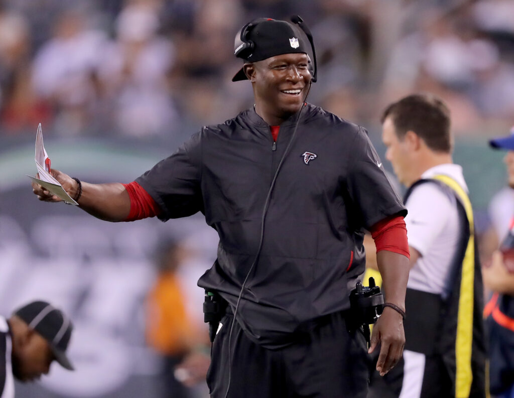Raheem Morris Falcons NFL