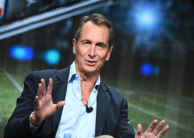 Cris Collinsworth NBC reporter sexist comments