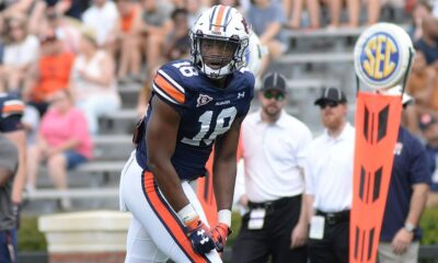 Seth Williams Auburn NFL Draft 2021