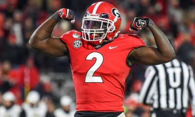 Richard LeCounte Georgia NFL Draft