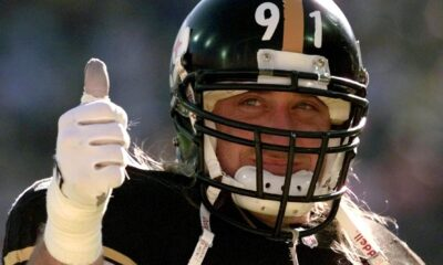 Kevin Greene Steelers dead