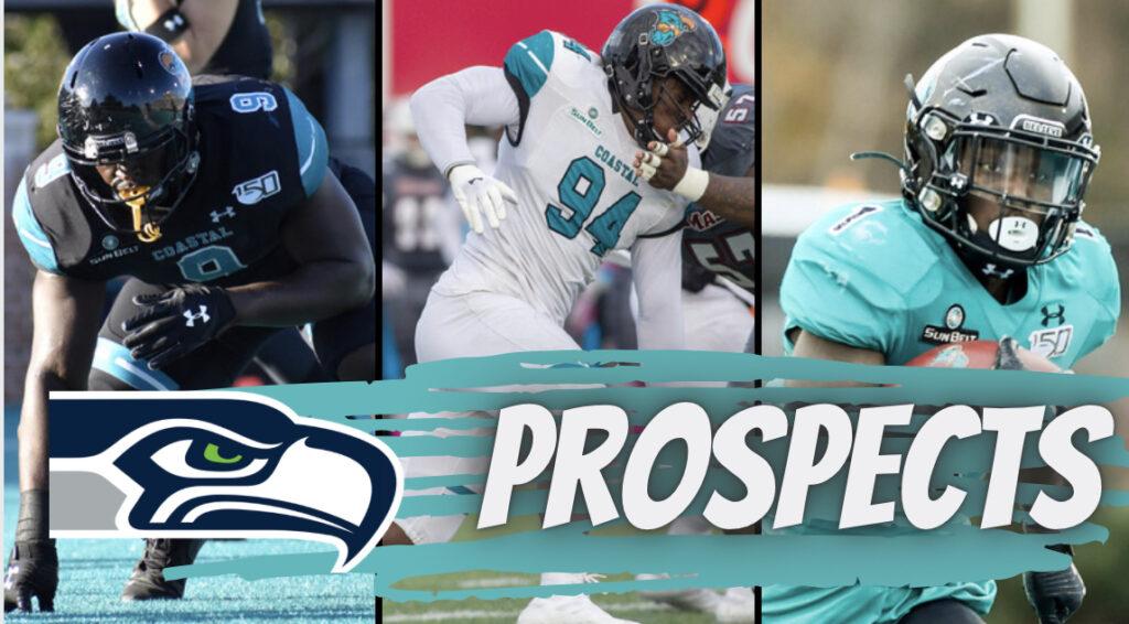 Seahawks Coastal Carolina nfl draft