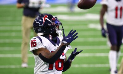 Keke Coutee Houston Texans Fantasy