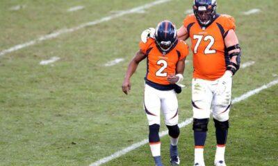Kendall Hinton Broncos QB index