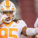 Kivon Bennett Tennessee Vols arrested for drug and gun possession