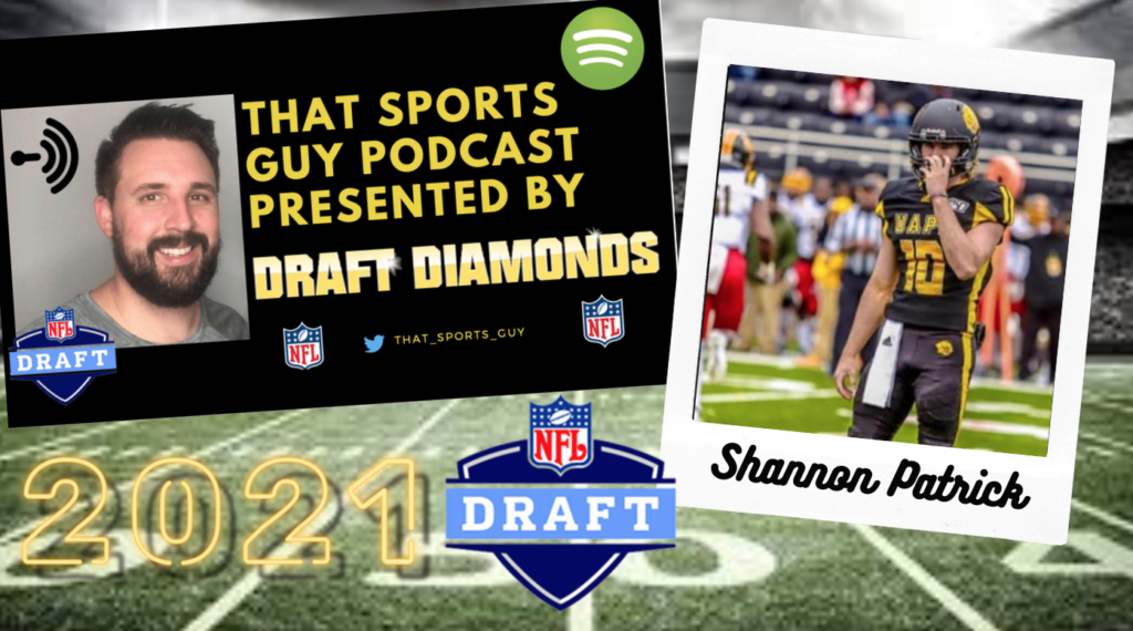 Shannon Patrick UAPB That Sports Guy Podcast