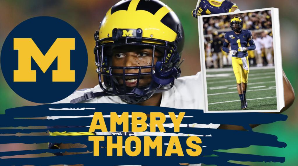 Ambry Thomas Michigan Draft Buzz Interview