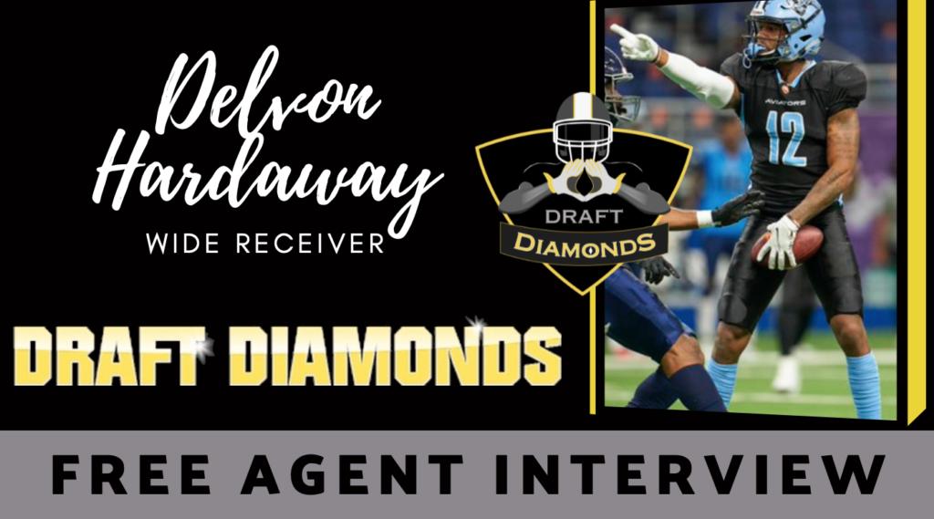 Delvon Hardway Free Agent