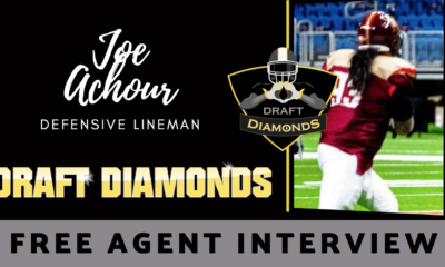 Joe Achour Free Agent interview