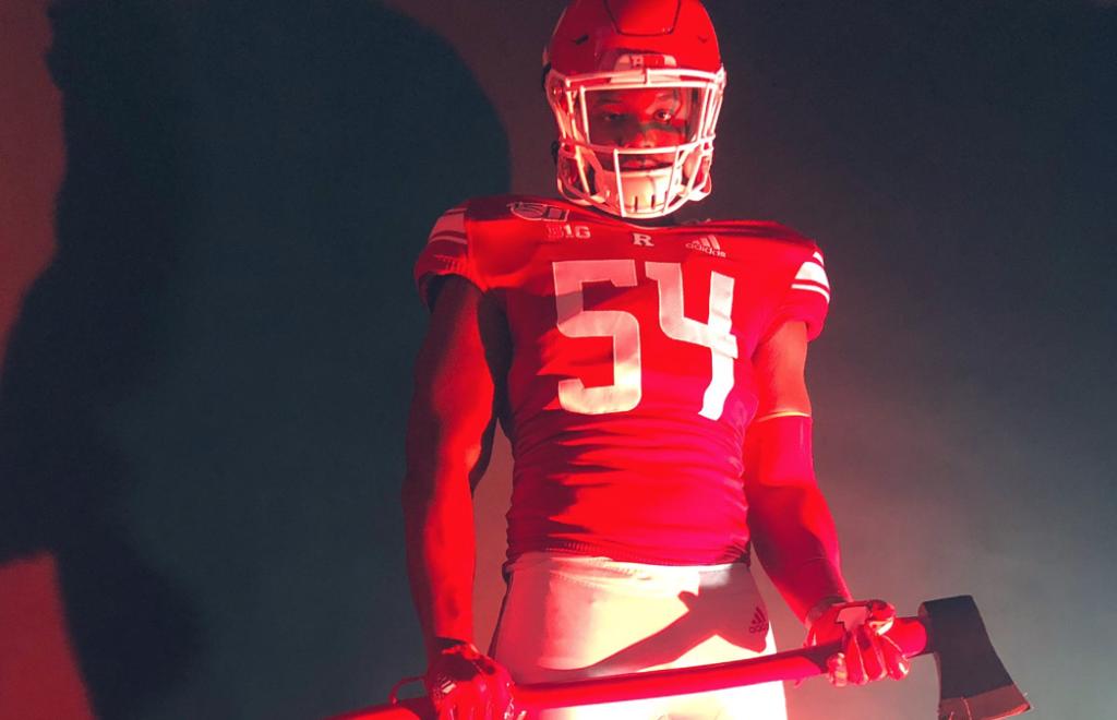 Malik Barrow Rutgers NFL Draft Prospects