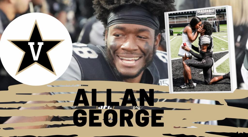 Allan George Vanderbilt NFL Draft