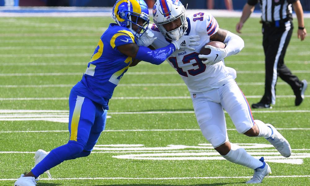 Gabriel Davis Buffalo Bills Fantasy Football Week 14