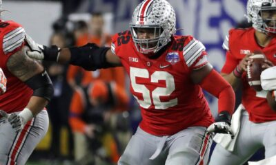 WYATT DAVIS Ohio State NFL Draft