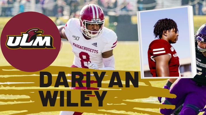 Dariyan Wiley Louisiana Monroe Draft Buzz Interview