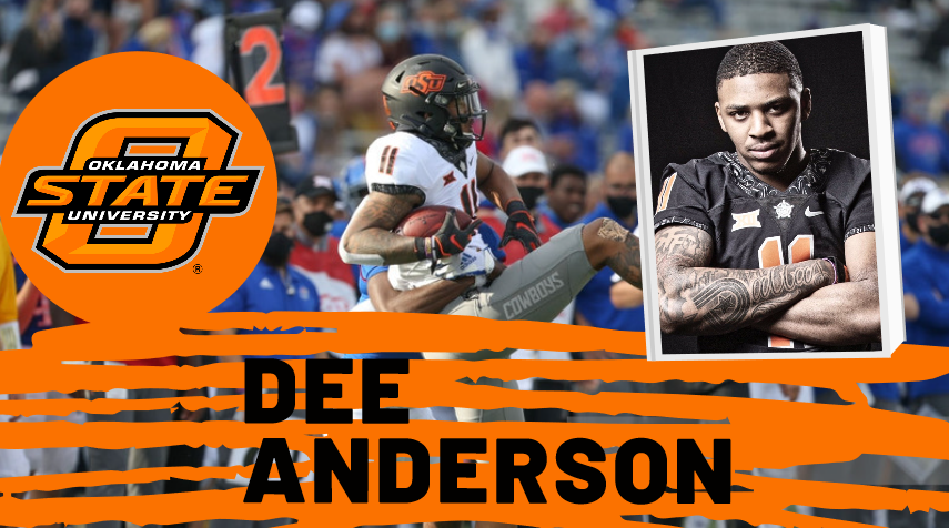 Dee Anderson Oklahom State NFL Draft