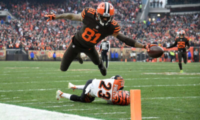 Rashard Higgins Browns Friday Flex Fantasy