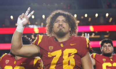 Jay Tufele USC Trojans Draft Breakdown NFL Draft