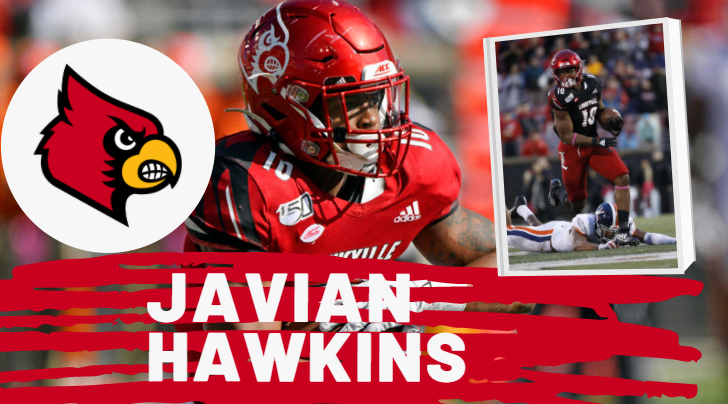 Javian Hawkins Louisville NFL Draft