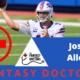 Josh Allen Fantasy Doctors