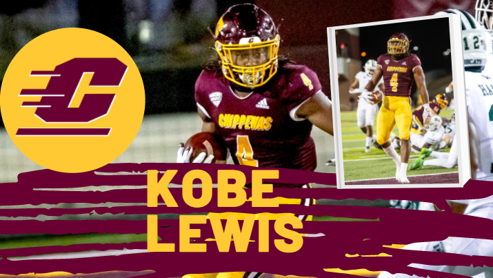 Kobe Lewis Central Michigan Draft Buzz