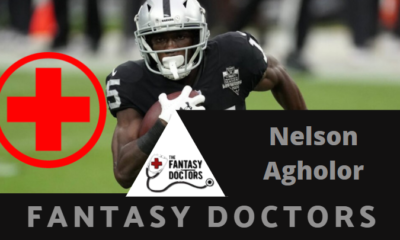 Nelson Agholor Ankle Injury Fantasy Injury Update