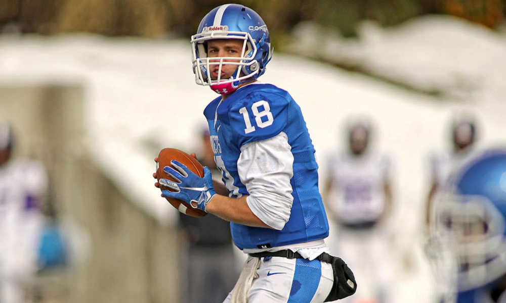 Meet 2021 NFL Draft Prospect Creighton Pfau, QB, Mayville ...